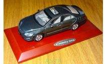 Toyota Camry, Paudi, Dark Green, 1:43, металл, масштабная модель, 1/43, Paudi Models