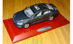 Toyota Camry, Paudi, Dark Green, 1:43, металл