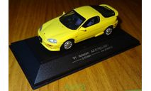 Mazda Autozam AZ-3 1991 E-EC5SA, SAPI, 1:43, металл, 1 of 500 pcs, масштабная модель, 1/43