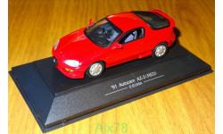 Mazda Autozam AZ-3 1991 E-EC5SA, SAPI, 1:43, металл