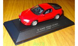 Mazda Eunos Presso Fix 1991 E-EC8SE, SAPI, 1:43, металл