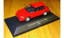 Mazda Familia GT-R 1992 E-BG8Z, SAPI, 1:43, металл, 1 of 500, масштабная модель, 1/43