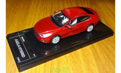 Mazda Axela Hybrid, 2013, Wit's, 1:43, смола