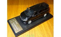Nissan Elgrand 2010 HighWay Star, Wit's, 1:43, смола, в боксе, масштабная модель, 1/43
