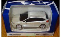 Subaru Impreza Sport, 1:40, пластик, с двигателем, масштабная модель, 1:43, 1/43, Kyosho
