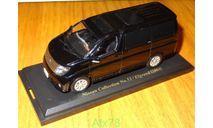 Nissan Elgrand 2004 дорестайл, J-Collection, 1:43, металл, масштабная модель, 1/43, Kyosho