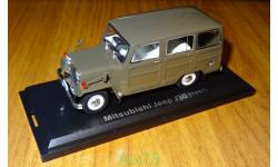 Mitsubishi Jeep J30 (1961), Японская журналка №96, 1:43, металл