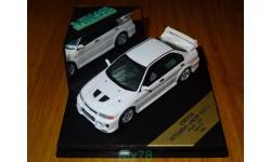 Mitsubishi Lancer EVOLUTION V  Road Car 1998 LHD, Vitesse, металл, 1:43, масштабная модель, 1/43