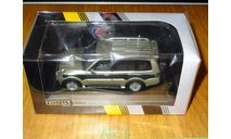 Mitsubishi Pajero 2010, 2-tone, First 43, металл, 1:43, масштабная модель, J-Collection, scale43