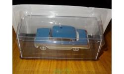 Nissan Cedric Custom (1961), Японская журналка Nissan Collection №22, 1:43, металл, в блистере, масштабная модель, 1/43, Norev