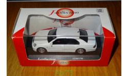 Toyota Celsior 2001, J-collection, 1:43, металл, масштабная модель, scale43