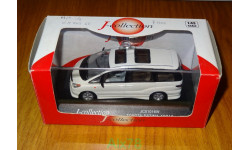 Toyota Estima 3.0 Aeras, J-Collection, 1:43, металл, масштабная модель, 1/43