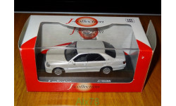 Toyota Crown Athlete V, White pearl, J-Collection, 1:43, металл, масштабная модель, scale43
