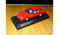Nissan Skyline Sports Coupe GTS TwinCam 24V Turbo, 1987, Kyosho, 1:43, металл