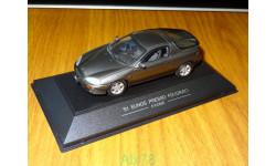 Mazda Eunos Presso Fix 1991 E-EC8SE, SAPI, 1:43, металл, масштабная модель, scale43