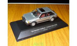 Mazda Familia 1500SG 1984 E-BD1051, SAPI, 1:43, металл, масштабная модель, scale43
