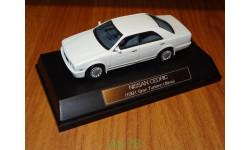 Nissan Cedric 1991 Gran Turismo Ultima, White, Hi-Story, 1:43, смола, масштабная модель, 1/43