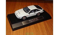 Nissan Silvia Turbo RS-X 1983, White, Hi-Story, 1:43, смола, масштабная модель, scale43