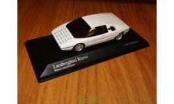 Lamborghini Bravo, Minichamps, 1:43, металл, масштабная модель, scale43
