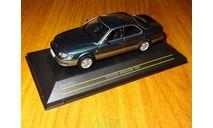 Toyota Windom 1991, Green, First43, 1:43, металл, масштабная модель, First 43 Models, scale43