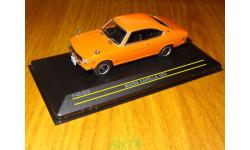 Mazda Capella 1970, Orange, First 43, металл, 1:43, масштабная модель, First43, scale43