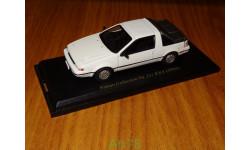 Nissan EXA 1986,  Японская журналка Nissan Collection Nissan Collection №13, 1:43, металл