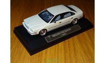 Nissan President 1990, White, Custom Weels, Hi-Story, 1:43, смола, масштабная модель, scale43