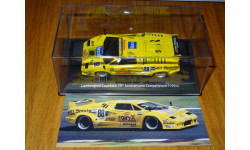 Lamborghini Countach 25 Anniversario Competizione 1994, Leo Models, 1:43, металл, масштабная модель, scale43