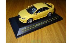 Mazda Atenza 2002, First43, 1:43, металл, масштабная модель, 1/43