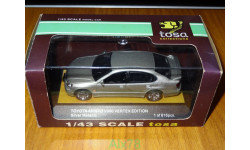 Toyota Aristo V300 Vertex Edition, Tosa, 1:43, металл