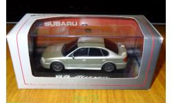 Subaru Legacy B4 Blitzen, Silver, Kyosho, 1:43, ColdCast, масштабная модель, scale43