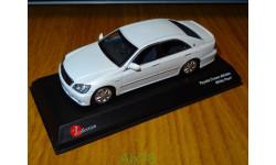Toyota Crown Athlete 2005, J-Collection, White Pearl, металл, 1:43, масштабная модель, 1/43, Kyosho