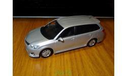 Toyota Corolla Fielder 2012, 1:30, металл, цветовой пробник, масштабная модель, 1/30, Dealer