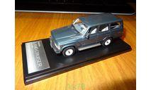 Toyota Land Cruiser 60 GX 1989, Hi-Story, 1:43, Смола, масштабная модель, 1/43