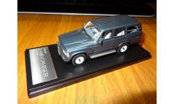 Toyota Land Cruiser 60 GX 1989, Hi-Story, 1:43, Смола