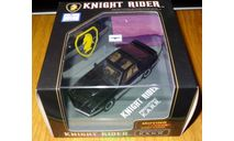 Pontiac Firebird Trans Am из к/ф 'Knight Rider'-'Рыцарь Дорог' K.A.R.R., Aoshima,1:43, металл, масштабная модель, scale43