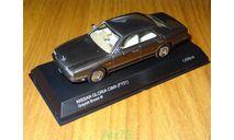 Nissan Gloria Cima FY31, Grayish Brown Mica, Kyosho, 1:43, металл, масштабная модель, 1/43