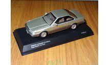 Nissan Leopard 3.0 Ultima 1986, Beige metallic two tone, Kyosho, 1:43, металл, масштабная модель, scale43