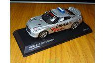 Nissan GT-R R35 2008, Official Car Fuji Speedway, Kyosho, 1:43, металл, масштабная модель, 1/43