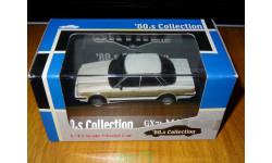 Toyota Mark II Grande Twin Cam 24, GX71, 1984, Aoshima, ColdCast, 1:43, масштабная модель, 1/43