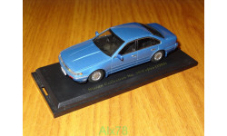 Nissan Cefiro, 1988, Nissan Collection №39, 1:43, металл, в боксе