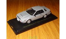 Nissan Silvia Coupe Turbo RS-X (1983) Nissan Collection №59, 1:43, металл, масштабная модель, Kyosho, scale43
