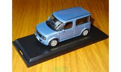 Nissan Cube (2003) Nissan Collection №56, 1:43, металл, в боксе
