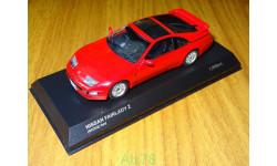 Nissan Fairlady Z (GCZ32) Red, Kyosho, 1:43, металл