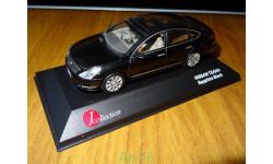 Nissan Teana, Saphire Black, J-Collection, металл, масштабная модель, 1:43, 1/43
