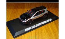 Subaru Impreza WRX STI 2009 Fast & Furious, Форсаж, 1:43, Металл, масштабная модель, Greenlight Collectibles, 1/43