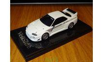 Nissan Skyline GT-R VeilSide R34 StreetDrag, 1:43, polystone, в боксе, масштабная модель, 1/43, AOSHIMA