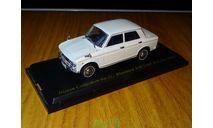 Nissan Bluebird 410 1200 DeLuxe (1963), Nissan Collection №21, 1:43, металл, масштабная модель, scale43, Norev