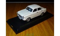 Nissan Datsun Bluebird 1200 Standart (1962), Nissan Collection №38, 1:43, металл, масштабная модель, scale43, Norev