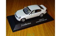 Nissan Skyline 2001 300GT Sedan, J-Collection, металл, 1:43, масштабная модель, scale43